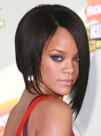 Bob cut - Rihanna