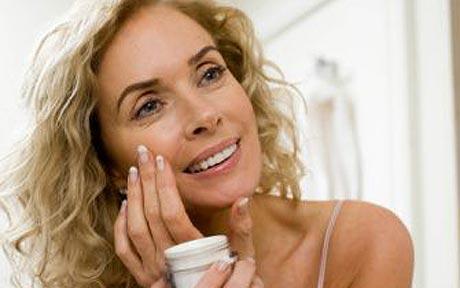 Facial mole removal cream