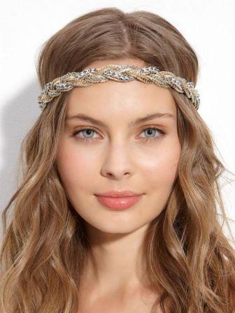 Headband and waves