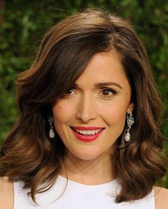 Medium length bob - Rose Byrne