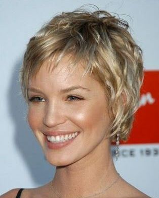 Short Curly Hairstyles Oblong Face  Easy Casual Hairstyles For