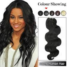 Virgin Brazilian wavy hair