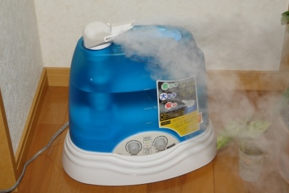Run a humidifier in case it is to dry